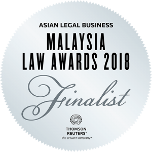 Daniel & Wong Advocates & Solicitors ALB Awards