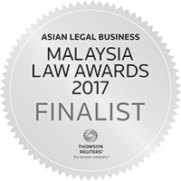 Daniel & Wong Advocates & Solicitors ALB 2017